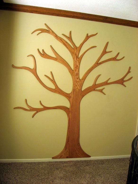 tree installed 001E
